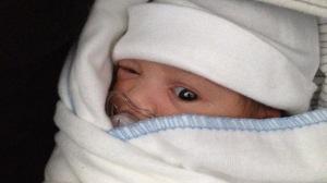 A New-Born Baby