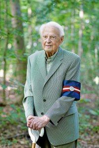 Jørgen Kieler 95 years old in 2014 photo Scanpix