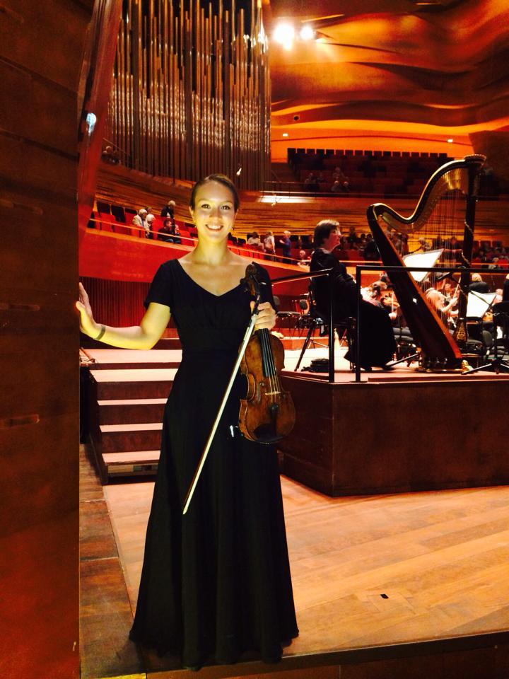 Vera i DR koncertsalen foto Juliana Svetlitchnaia