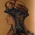 Art Nouveau smykke