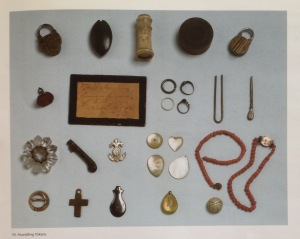 Tokens at the Foundling's Museum
