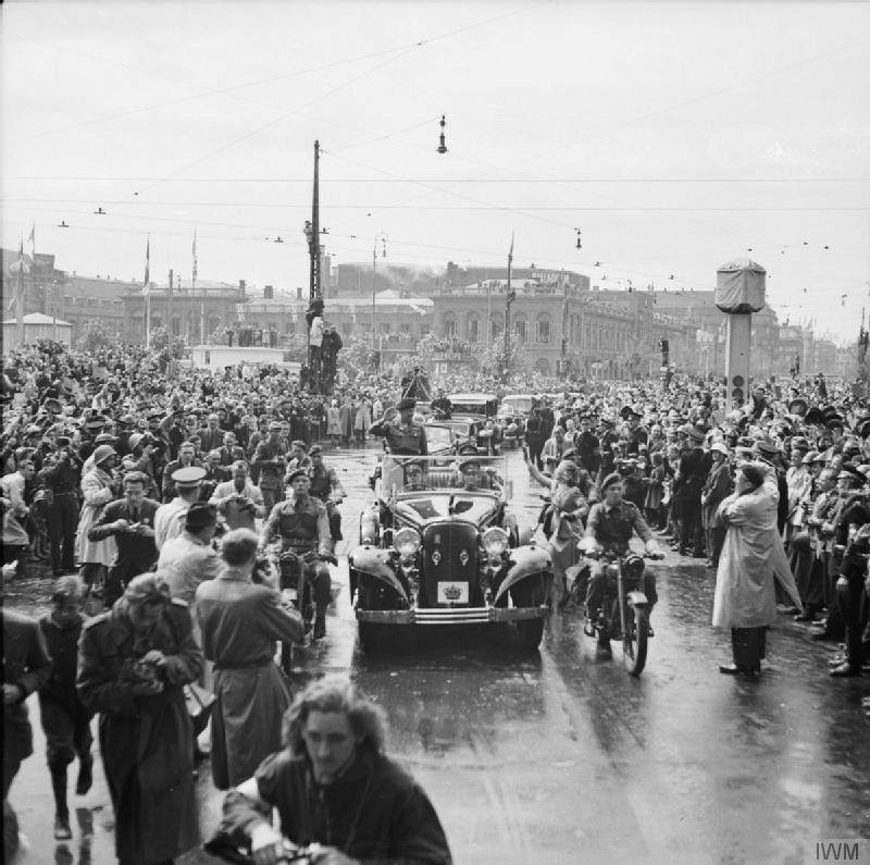 From May 1945 in Copenhagen