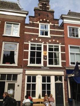 Old house in Delft