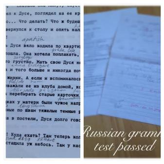Russiske lektier 2