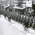 Tyske soldater påVesterbrogade