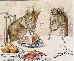 Beatrix Potter and the two bad mice