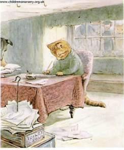 Beatrix Potter og den tomme forretning