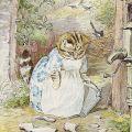 Beatrix Potter ogkatten