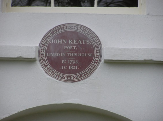 From Keats' House in Hamstead