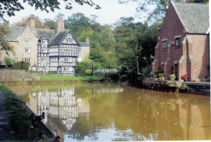 Worsley and the Canal