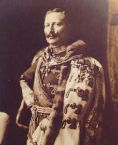 Kaiser Wilhelm II Postcard n.d.