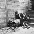 Jacob Riis photo from Mulberry Street