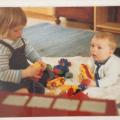 Cecilie og Ditlev1987
