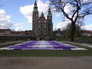 Rosenborg palace also built by king Christian IV