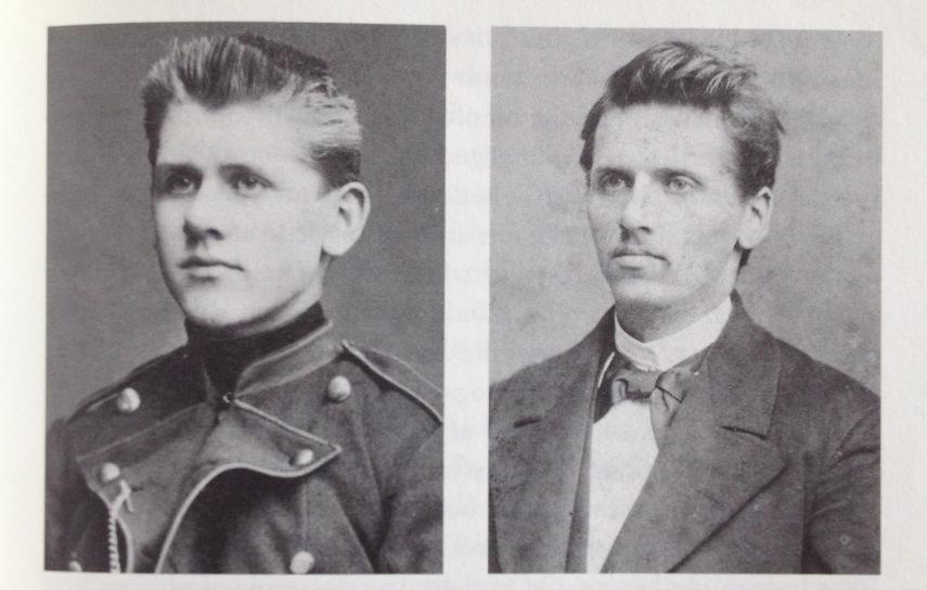 Jacob Riis' brothers