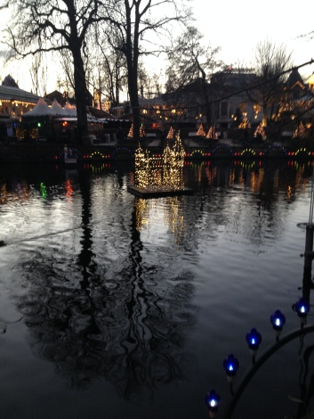 Tivoli at winter time 2014