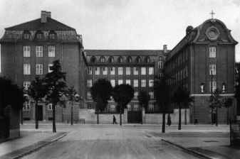 The French School before the bombing