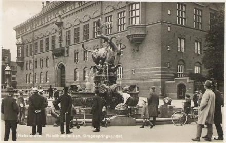 Dragespringvandet efter 1923