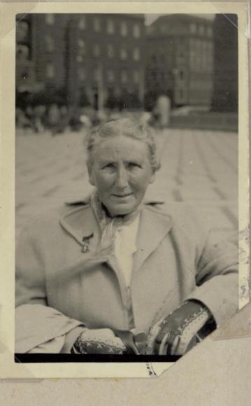 My grandmother Asta in the 1960s in Copenhagen