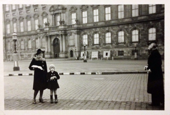 1943 in occupied Copenhagen ©Gunner Johansen