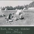 Ruth William og Heister påbesøg