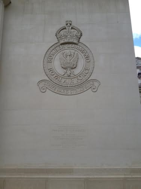 Bomber command Green Park