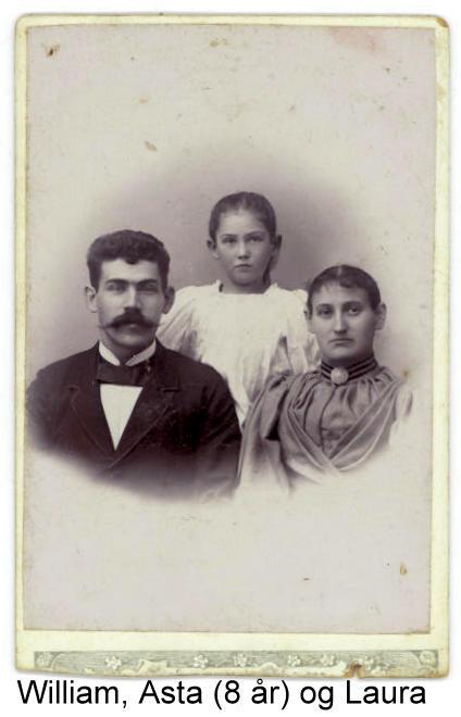 Villiam Asta and Laura