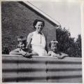 Ruth' birthday 1955