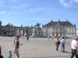 "The Queen's Palace ""Amalienborg"""