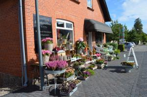The fine flower shop