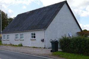 Hans Pedersen's house