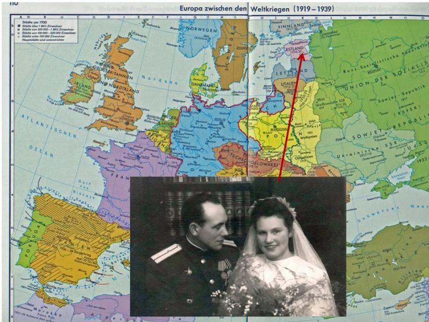 Elfriides historie 1941-1988 #1