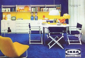 IKEA catalogue front page 1969