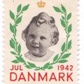 Princess Margrethe 1942