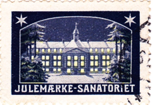 The Christmas Seal Sanatorium, Kolding Denmark 1908