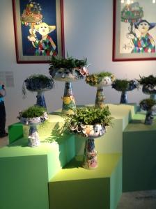 Ceramics by Bjorn Wiinblad