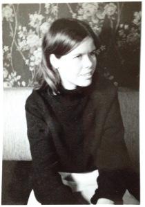 Maria 1966 at home