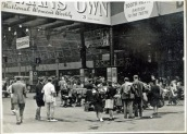Victoria Station 1946