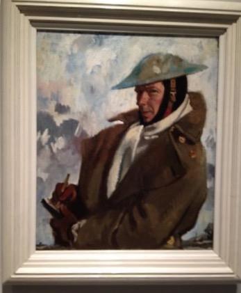 Self-Portrait William Orpen