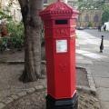 Old Pillar Box from at DurhamU.K.