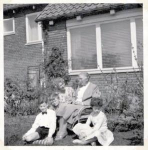 mormors fødselsdag på Dværvbakken
