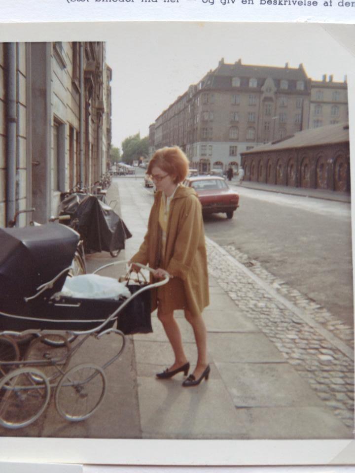 a model from 1961 Itkin, in Copenhagen photo FB friend