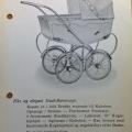 Odder barnevogn stålkasse