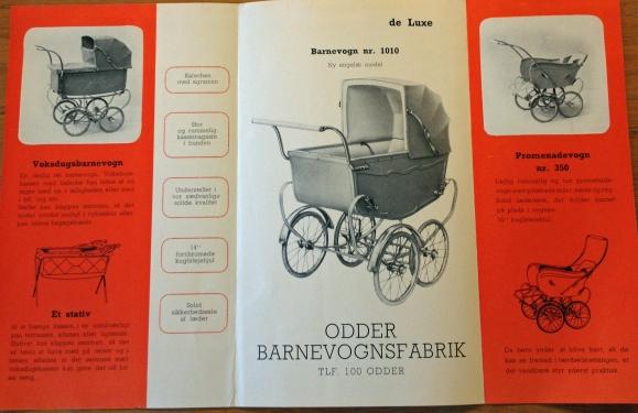 Odder model 1940s-1950s