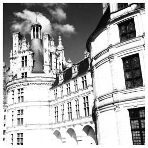 Chateau de Chambord, Chambord Castle, France, Travel, Tourism, Loire Valley