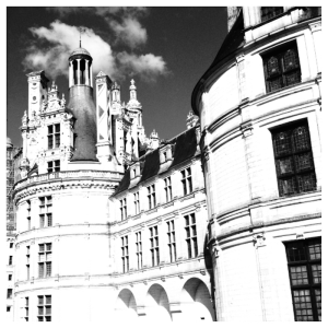 Chateau de Chambord, Chambord Castle, France, Travel, Tourism, Loire Valley