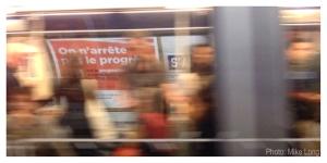 Paris, Metro, underground, subway, travel