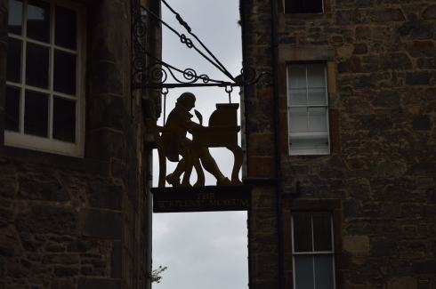 Writer's House in Edinburgh