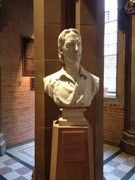 Robert Stevenson at the Scottish Portrait Gallery