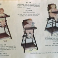 Pedigree- barnestole-1